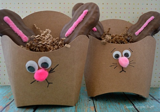 Easter Nutter Butters by SweetSimpleStuff