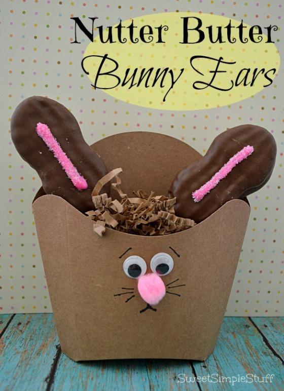 Nutter Butter Bunny Ears by SweetSimpleStuff