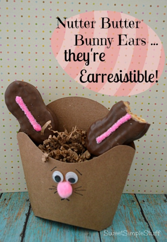 Nutter Butter Bunny Ears ... they're Earresistible by SweetSimpleStuff